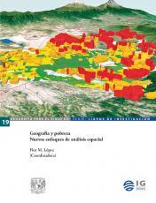 Cubierta para Geografía y Pobreza. Nuevos enfoques de análisis espacial