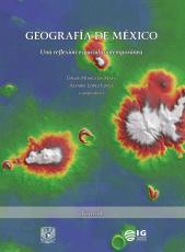Cubierta para Geografía de México: Una reflexión contemporánea
