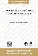 Cubierta para Geografía histórica y medio ambiente