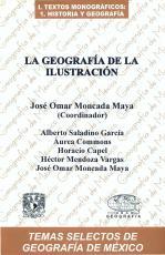 Cubierta para La geografía de la ilustración