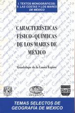 Cubierta para Características físicoquímicas de los mares de México