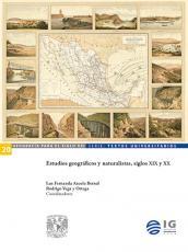 Cubierta para Estudios geográficos y naturalistas, siglos XIX y XX