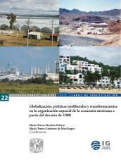 Cubierta para Globalización, políticas neoliberales y transformaciones en la organización espacial de la economía mexicana a partir del decenio de 1980