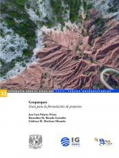 Cubierta para Geoparques: Guía para la formulación de proyectos