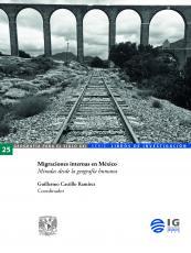 Cubierta para Migraciones internas en México: Miradas desde la Geografía Humana