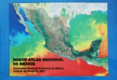 Cubierta para Nuevo atlas nacional de México