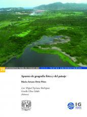 Cubierta para Apuntes de geografía física y del paisaje