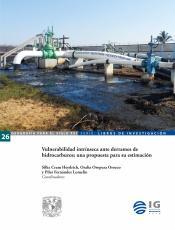 Cubierta para Vulnerabilidad intrínseca ante derrames de hidrocarburos: una propuesta para su estimación