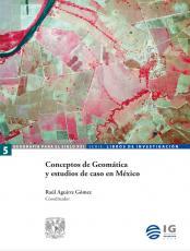 Cubierta para Conceptos de Geomática y estudios de caso en México