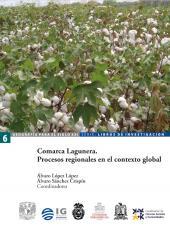 Cubierta para Comarca Lagunera. Procesos regionales en el contexto social