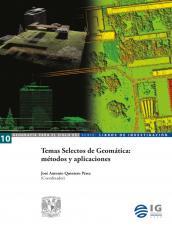 Cubierta para Temas Selectos de Geomática: métodos y aplicaciones