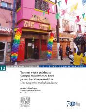 Cubierta para Turismo y sexo en México: Cuerpos masculinos en venta y experiencias homoeróticas. Una perspectiva multidisciplinaria