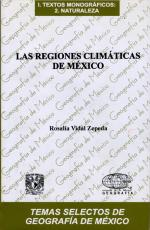 Cubierta para Las regiones climáticas de México