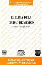Cubierta para El clima de la Ciudad de México