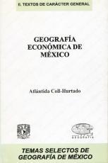Cubierta para Geografía económica de México