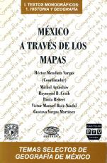 Cubierta para México a través de los mapas