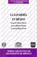 Cubierta para La ganadería en México