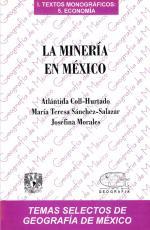 Cubierta para La minería en México