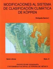 Cubierta para Modificaciones al Sistema de Clasificación Climática de Köppen